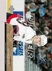 2003 Upper Deck All-Star Promos #S3 Jason Spezza AU