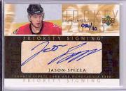 2003-04 Upper Deck Toronto Fall Expo Priority Signings #JS Jason Spezza/110