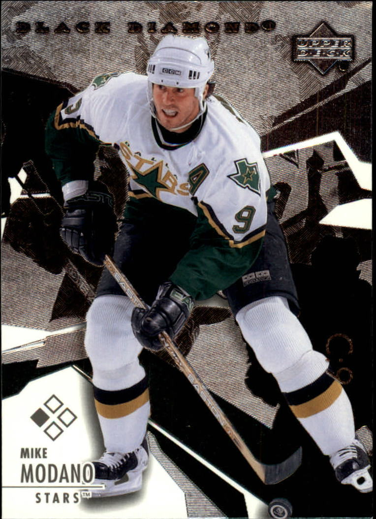 2003-04 Black Diamond #52 Mike Modano