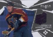 2003-04 Black Diamond Threads #DTIK Ilya Kovalchuk
