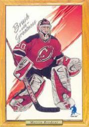 2003-04 BAP Memorabilia Brush with Greatness Contest Cards #2 Martin Brodeur