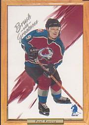 2003-04 BAP Memorabilia Brush with Greatness Contest Cards #4 Paul Kariya