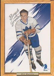 2003-04 BAP Memorabilia Brush with Greatness Contest Cards #13 Bill Barilko