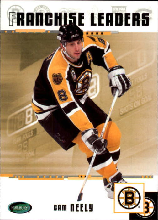 2003-04 Parkhurst Original Six Boston #98 Cam Neely
