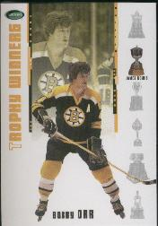 2003-04 Parkhurst Original Six Boston Inserts #B11 Bobby Orr