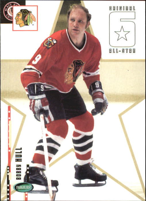 2003-04 Parkhurst Original Six Chicago #66 Bobby Hull