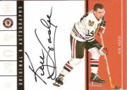 2003-04 Parkhurst Original Six Chicago Autographs #6 Ken Hodge/89