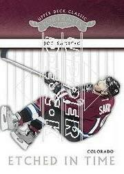 2003-04 Upper Deck Classic Portraits #109 Joe Sakic ET