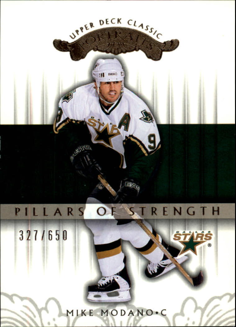 2003-04 Upper Deck Classic Portraits #155 Mike Modano PS