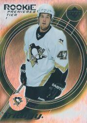 2003-04 Upper Deck Trilogy #164 Ryan Malone RC