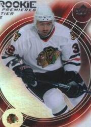 2003-04 Upper Deck Trilogy #175 Pavel Vorobiev RC