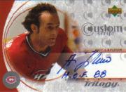 2003-04 Upper Deck Trilogy Scripts #CSGL Guy Lafleur HOF
