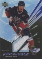 2003-04 Upper Deck Ice Breakers #IBJJ Jaromir Jagr