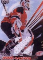 2003-04 Upper Deck Ice Breakers #IBMB Martin Brodeur