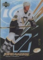 2003-04 Upper Deck Ice Breakers #IBML Mario Lemieux