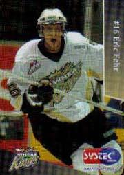 2003-04 Brandon Wheat Kings #16 Eric Fehr
