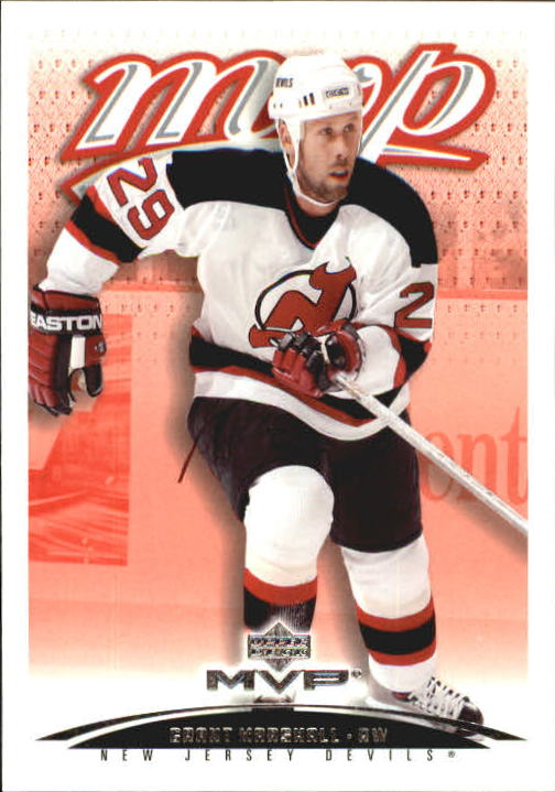 2003-04 Upper Deck MVP #255 Grant Marshall