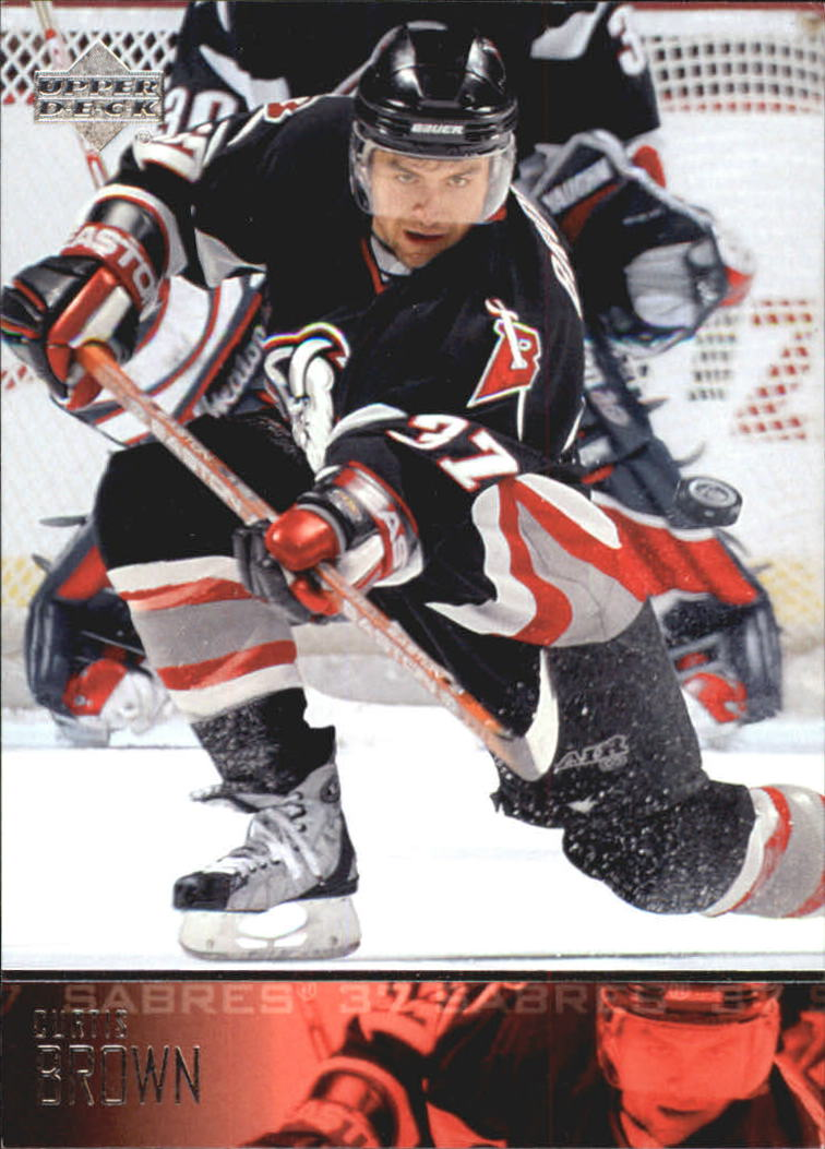 2003-04 Upper Deck #23 Curtis Brown