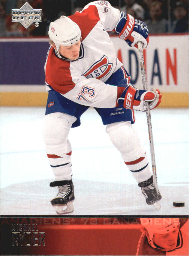 2003-04 Upper Deck #345 Michael Ryder