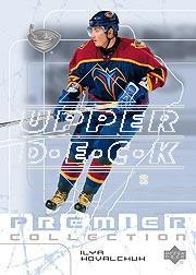 2003-04 UD Premier Collection #4 Ilya Kovalchuk