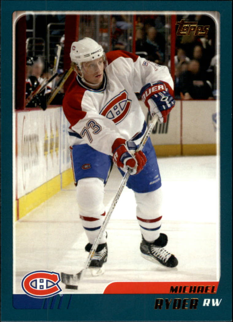 2003-04 Topps Traded #TT47 Michael Ryder