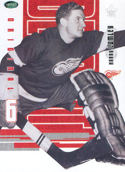2003-04 Parkhurst Original Six Detroit #58 Harry Lumley