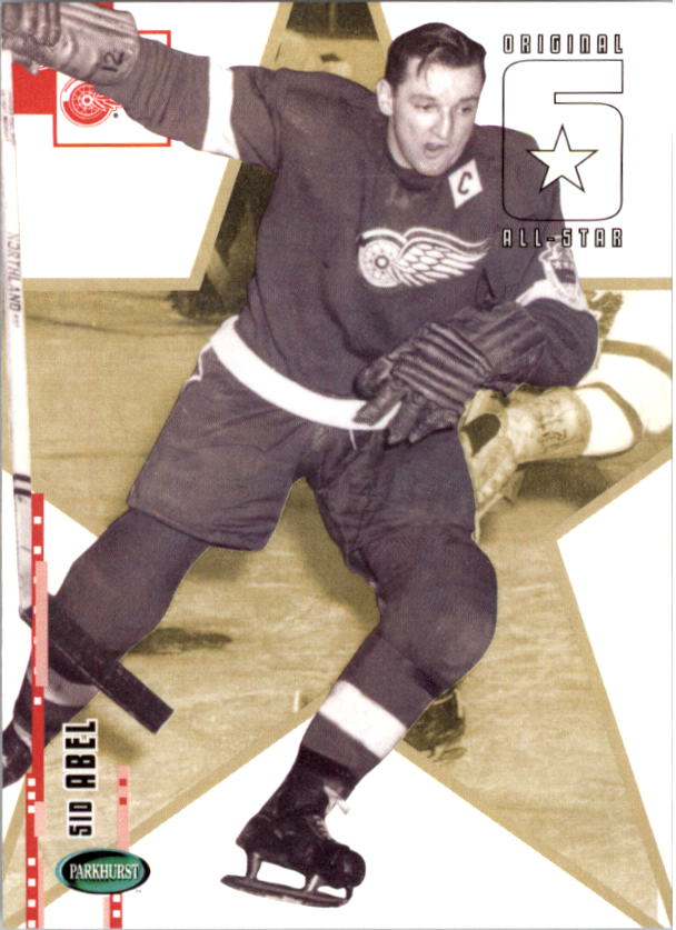 2003-04 Parkhurst Original Six Detroit #67 Sid Abel AS