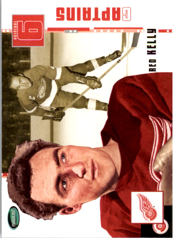2003-04 Parkhurst Original Six Detroit #78 Red Kelly C