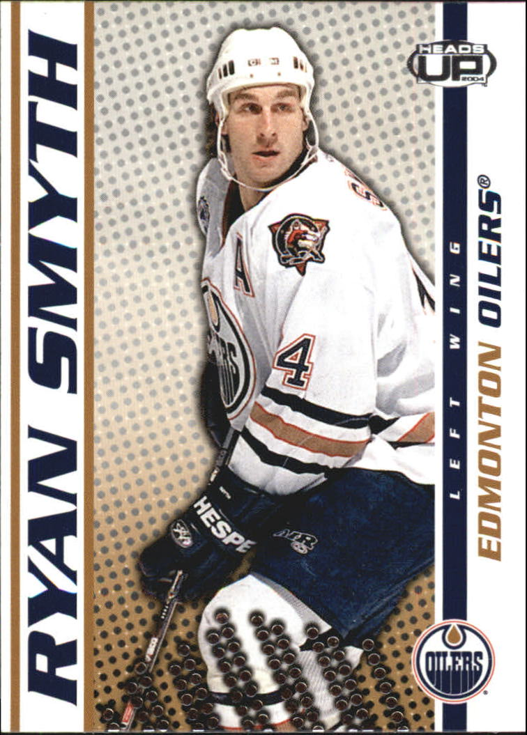 2003-04 Pacific Heads Up #42 Ryan Smyth