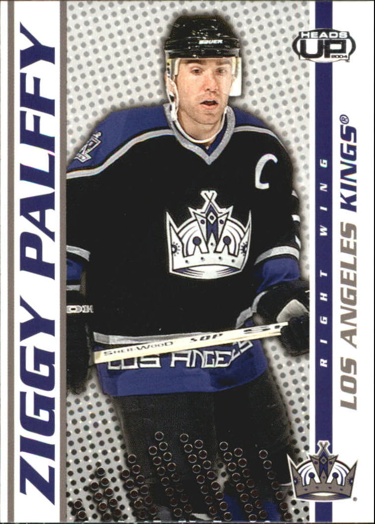 2003-04 Pacific Heads Up #48 Ziggy Palffy