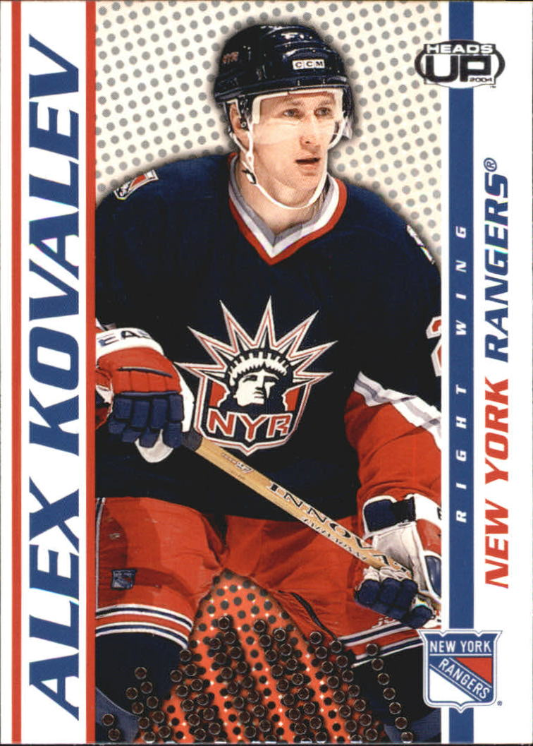 2003-04 Pacific Heads Up #65 Alex Kovalev