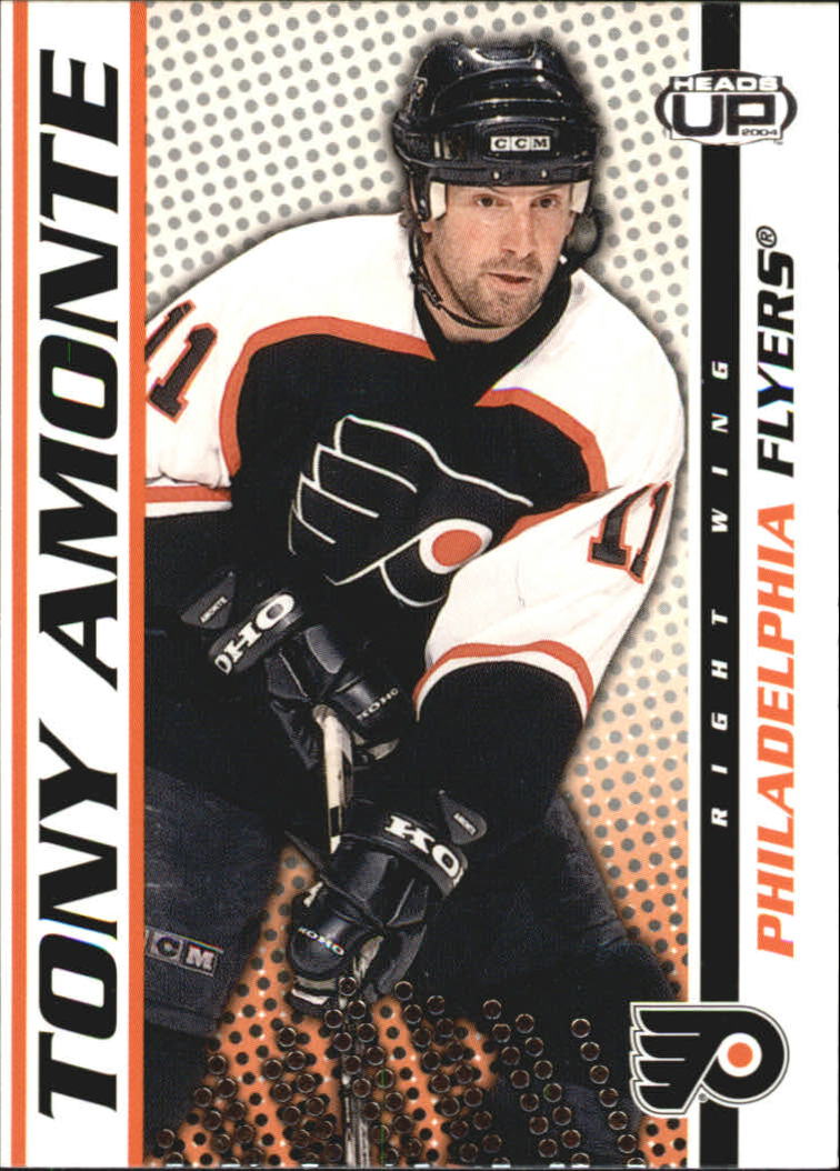 2003-04 Pacific Heads Up #72 Tony Amonte