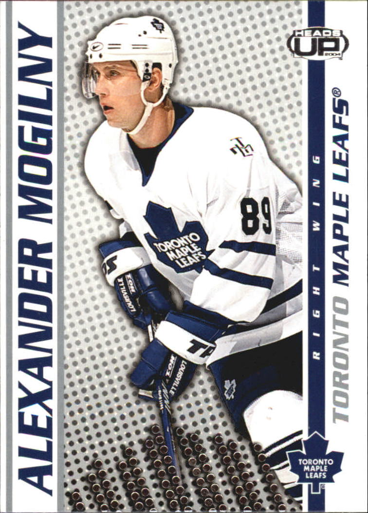 2003-04 Pacific Heads Up #91 Alexander Mogilny