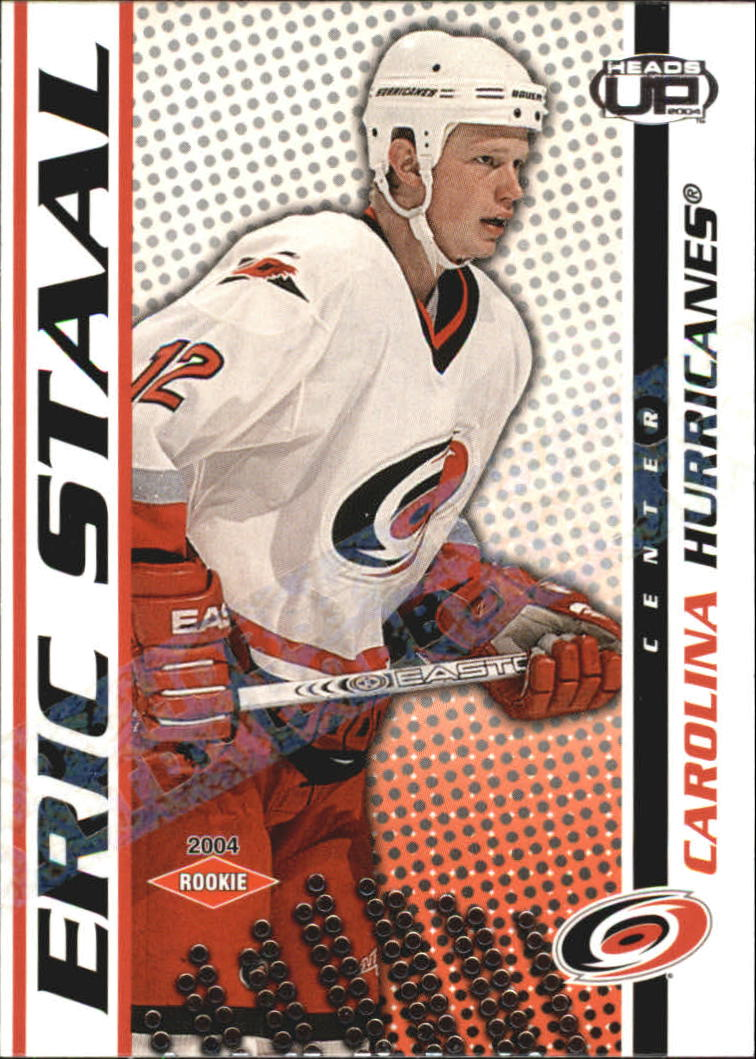 2003-04 Pacific Heads Up Hobby LTD #106 Eric Staal