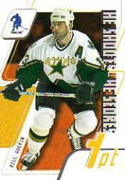 2003-04 BAP Memorabilia He Shoots-He Scores Points #7 Bill Guerin 1 Pt.