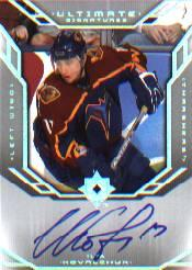 2004-05 Ultimate Collection Signatures #USIK Ilya Kovalchuk