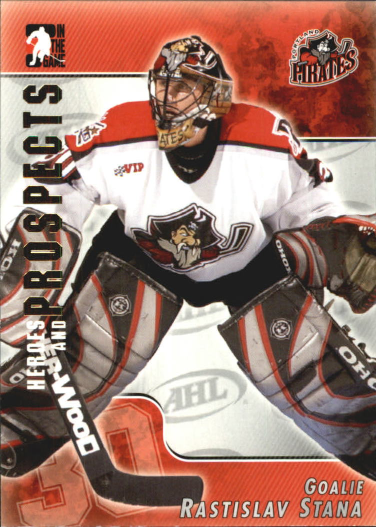2004-05 ITG Heroes and Prospects #37 Rastislav Stana