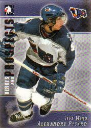 2004-05 ITG Heroes and Prospects #52 Alexandre Picard