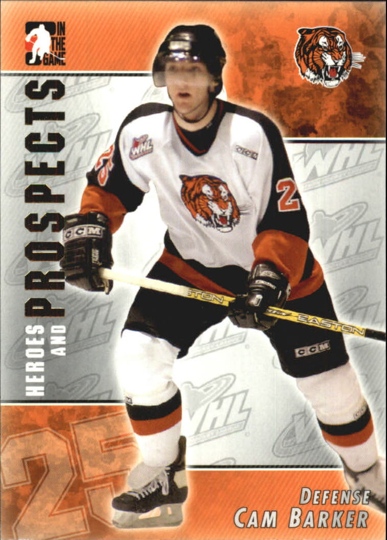 2004-05 ITG Heroes and Prospects #61 Cam Barker
