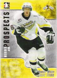 2004-05 ITG Heroes and Prospects #74 Eric Fehr