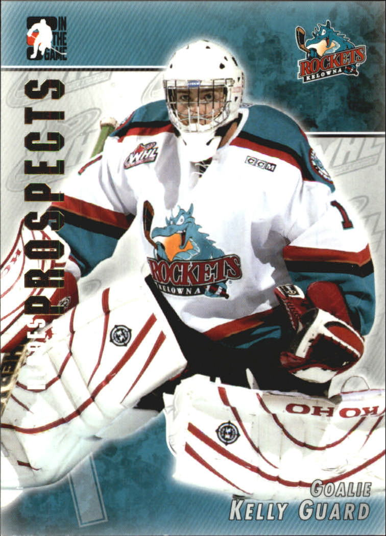 2004-05 ITG Heroes and Prospects #85 Kelly Guard