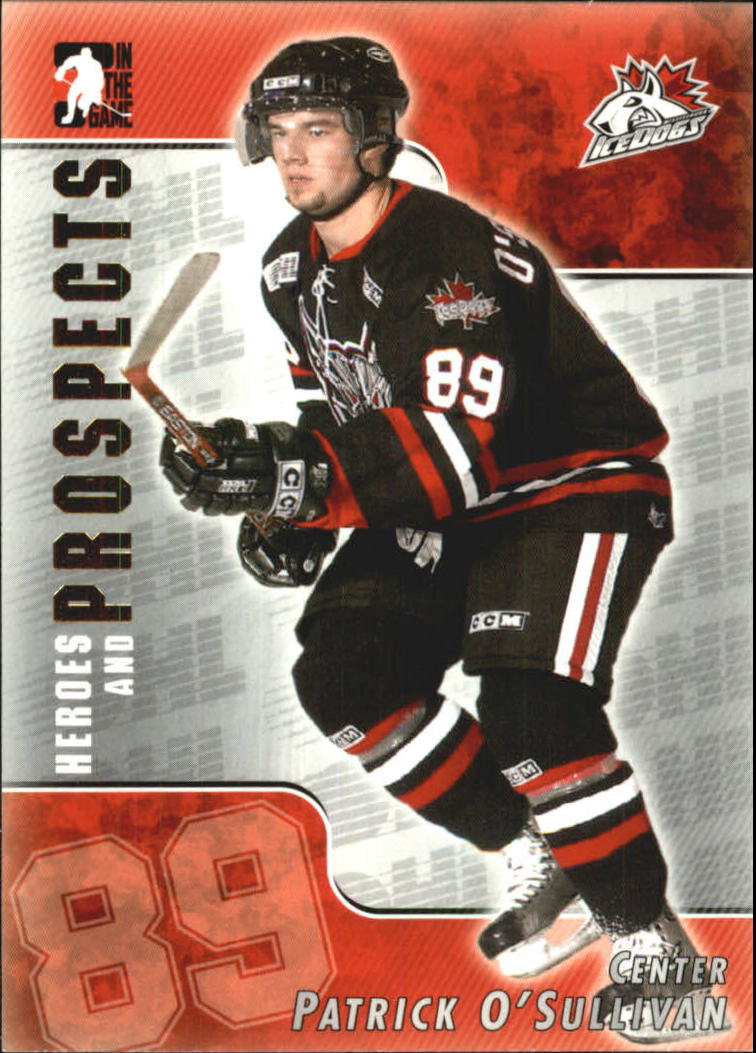 2004-05 ITG Heroes and Prospects #98 Patrick O'Sullivan