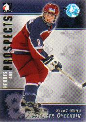 2004-05 ITG Heroes and Prospects #116 Alexander Ovechkin
