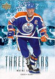 2004-05 Upper Deck Three Stars #AS13 Wayne Gretzky front image