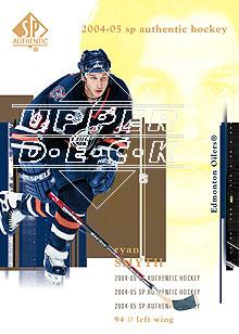 2004-05 SP Authentic #37 Ryan Smyth