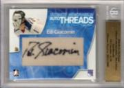 2004-05 ITG Ultimate Memorabilia Auto Threads #12 Ed Giacomin