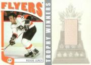 2004-05 ITG Franchises US East Trophy Winners #ETW6 Reggie Leach