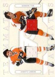 2004-05 ITG Franchises US East Teammates #ETM3 Bobby Clarke/Bill Barber