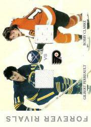 2004-05 ITG Franchises US East Forever Rivals #EFR3 Gilbert Perreault/Bobby Clarke