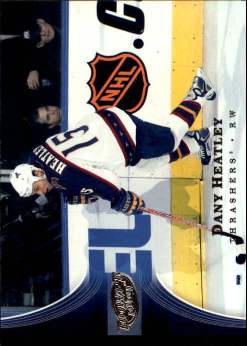 2005-06 Upper Deck Power Play #4 Dany Heatley